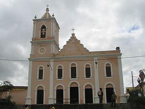 Agrestina - Main Church