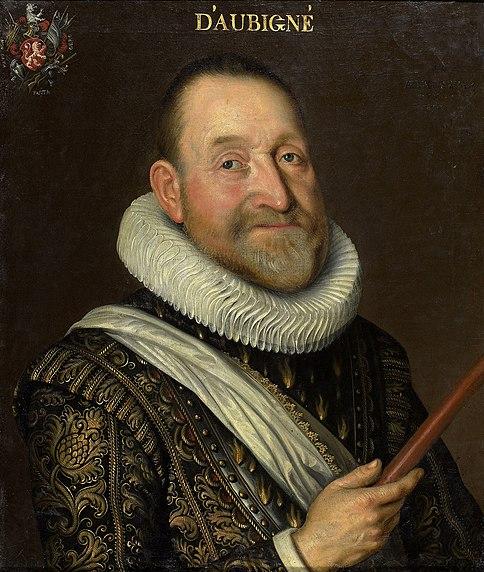 Th�odore Agrippa d` Aubign�