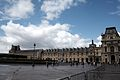 Aile de Marsan and Aile de Rohan, Louvre 31 May 2006.jpg