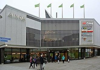 Ainoa (shopping centre) - The Ainoa shopping centre.