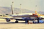 Air Madagascar B707-300 5R-MFK at ATH (16123729721).jpg