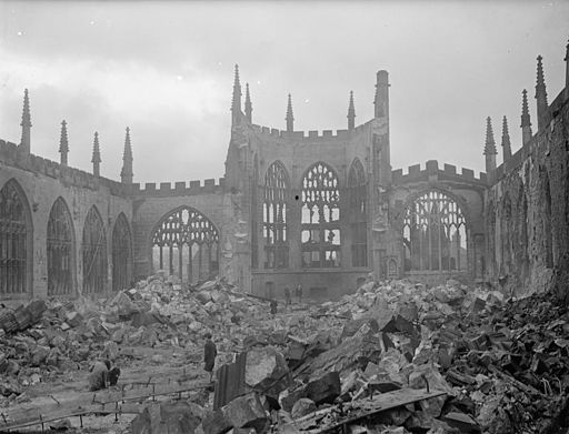 Air Raid Damage in the United Kingdom 1939-1945 H5603