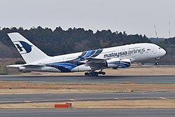 Airbus A380-841 '9M-MNC' Malaysia Airlines.jpg