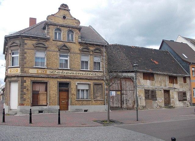 old MILF Aken (Elbe)(Saxony-Anhalt)