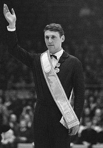 Alain Calmat - Alain Calmat at the 1964 World Championships