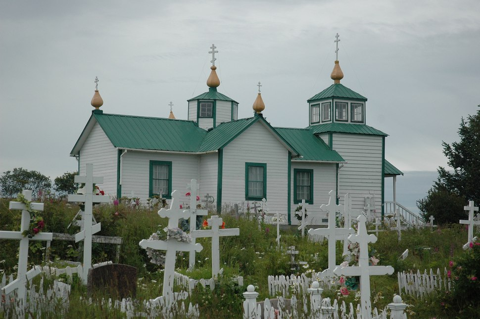 Alaska Russian Orthodox Church