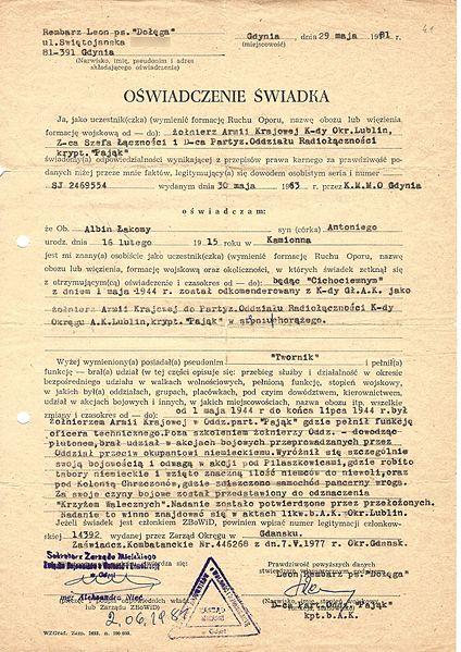 File:Albin Łakomy – oswiadczenie swiadka.jpg