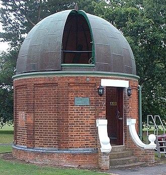 Patrick Young Alexander - Aldershot Observatory