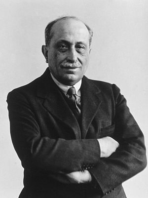 Aldo Castellani - Aldo Castellani in 1934