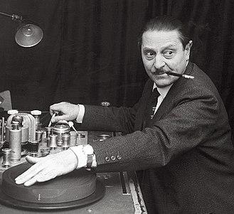Alessandro Blasetti - Blasetti in 1954