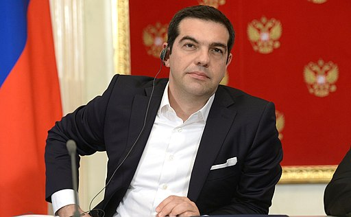 Alexis Tsipras in Moscow 5