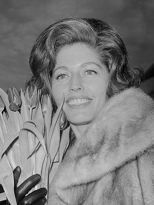 Mrs. America - 1965 winner Alice Buehner in 1966