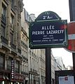 Allée Pierre-Lazareff, Paris 2.jpg