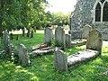 All Saints Church - churchyard - geograph.org.uk - 1371764.jpg