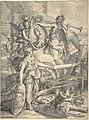 Allegorical Homage to the Duc du Maine, Grand Maître de l'Artillerie MET DP805951.jpg