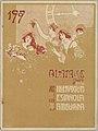Almanaque La Ilustración Española y Americana 1907, cover by Mariano Pedrero.jpg
