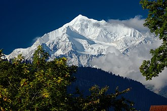 Weisshorn - Image: Alps