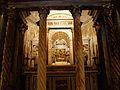 Altar a l'interior de la basílica de sant Marc de Venècia.JPG