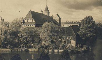 Old University of Koenigsberg