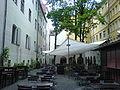 Alter Hof München - Vinorant Freischankfläche.JPG