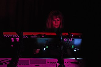 Information Society (band) - Amanda Kramer – Keyboardist from 1986 to 1988