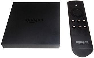 Amazon Fire TV - Amazon Fire TV with remote (first generation)
