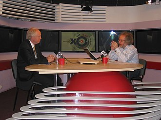 John Beyrle - Ambassador Beyrle interviewed on ''Ekho Moskvy'' Radio, September 11, 2008
