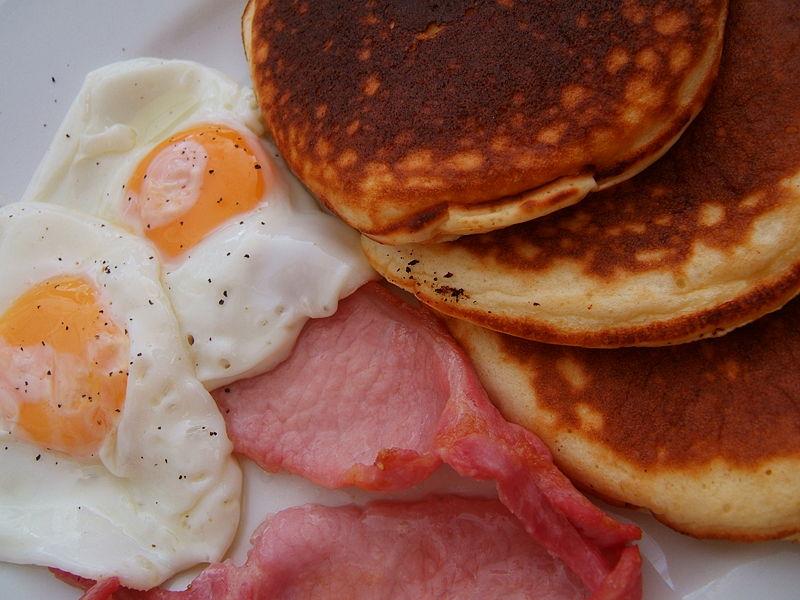 omijanie śniadań