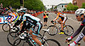Amgen Tour of California, Santa Rosa, the race is about to start.jpg