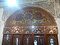 Amini house & Hosseinie , Interior decorated door.jpg