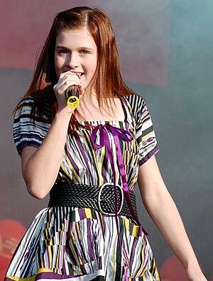 Amy Deasismont - Amy Diamond 2008.