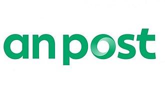 An Post - Image: An post logo