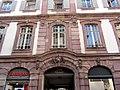 Ancien hôtel de la tribu des marchands, façade au 29 rue des Serruriers à Strasbourg.jpg