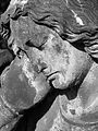 Anděl života a smrti - Hrob Johanna Kubesche (+1865).JPG
