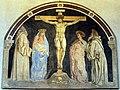 Andrea del castagno, crocifissione da s.m. degli angeli, 1453-55, 01.JPG