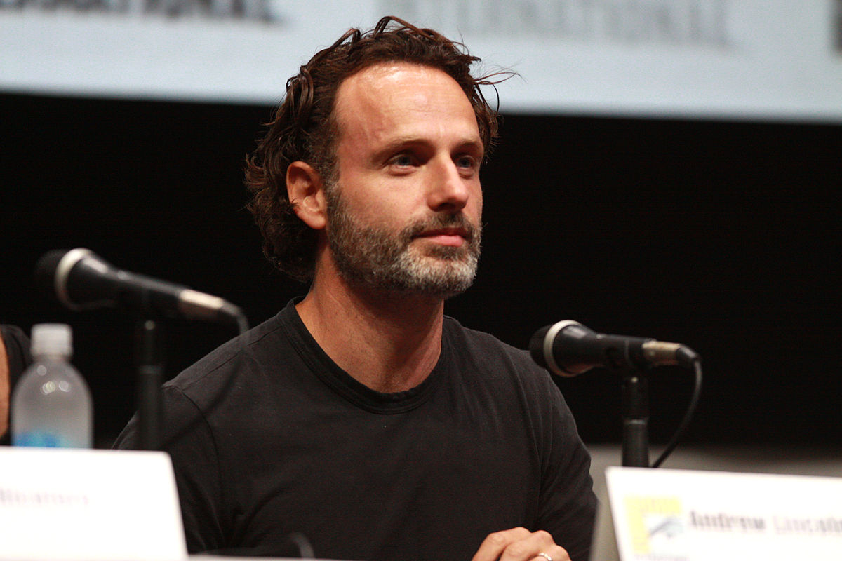 Andrew Lincoln — Wik...