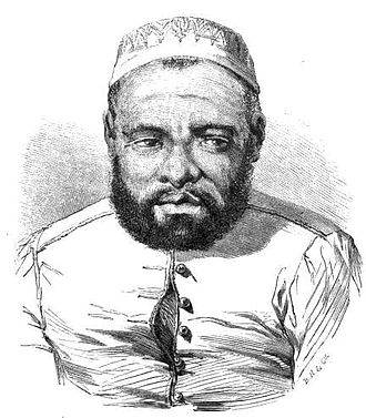 Sakalava people - Sakalava ruler Andriantsoly (1820-1824).