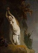 Andromeda, Rembrandt van Rijn, 1630-1631, Mauritshuis, The Hague.jpg