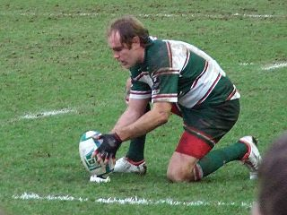 Andy Goode Rugby player