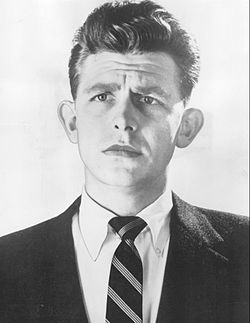 Andy Griffith v roce 1955