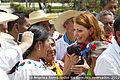 Angélica Rivera de Peña en encuentro y Visita a la escuela de los Voladores de Papantla. (7078343303).jpg