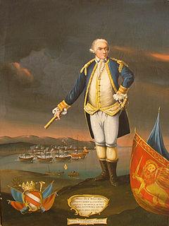 Angelo Emo Italian admiral