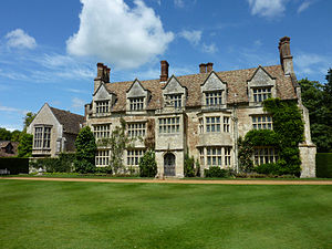 English: Anglesey Abbey, Cambridgeshire. (Nati...