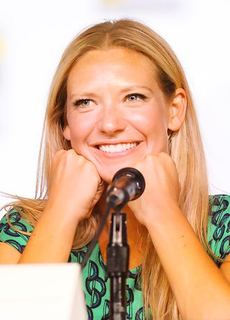 Anna Torv - Torv at San Diego Comic Con 2012