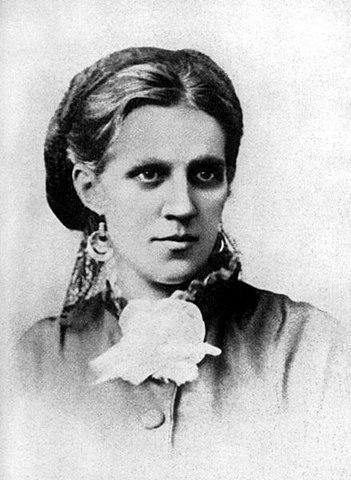 Анна Григорьевна Достоевская (урождённая Сниткина).