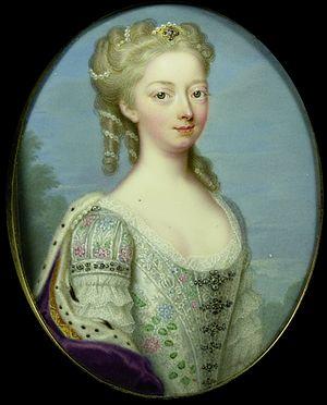 Parnasso in festa - Anne, Princess Royal