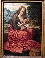 Anonimo fiammingo, madonna col bambino, xvi sec. 02.JPG