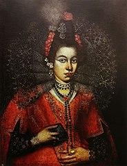 Dama dworu królowej Konstancji Austriaczki