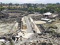 Another view down Palladius street in Roman Scythopolis (20098647783).jpg