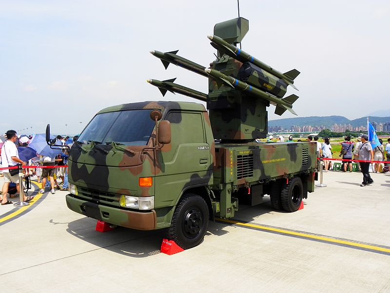 File:Antelope Air Defense System in Songshan Air Force Base 20110813a.jpg